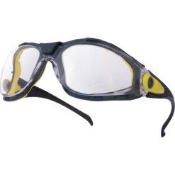 Ochranné okuliare Seigy číre - Detail ed816fc55e9