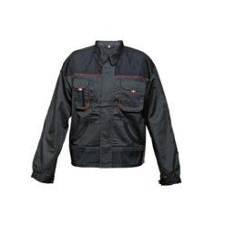 Monterková bunda Fridrich&Fridrich - čierna
