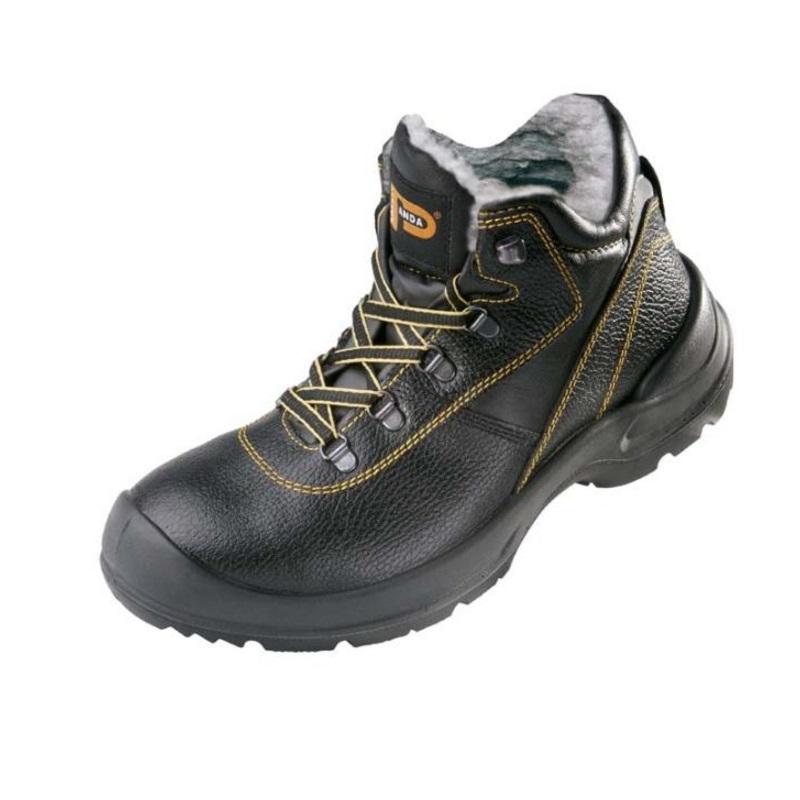 0b8c999418c5d Zateplená bezpečnostná obuv Strong Professional Orsetto S3 CI SRC ...