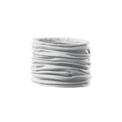 Multifunkčný nákrčník biely