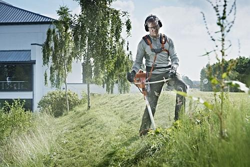 Záhrada - kosenie