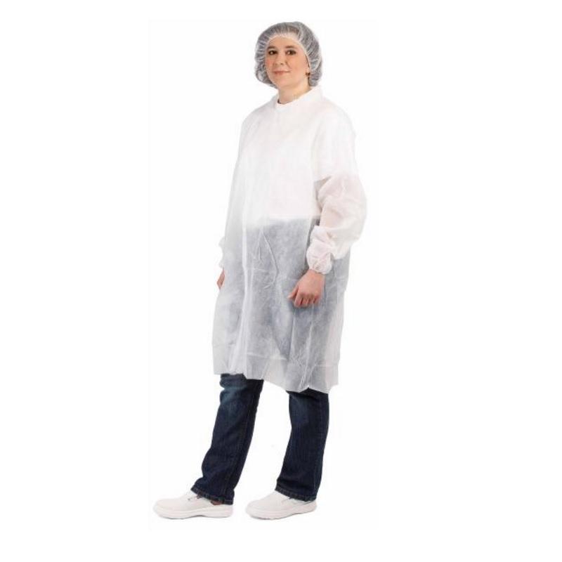 bf20370e4988 Domov   Pracovné oblečenie   Biele odevy