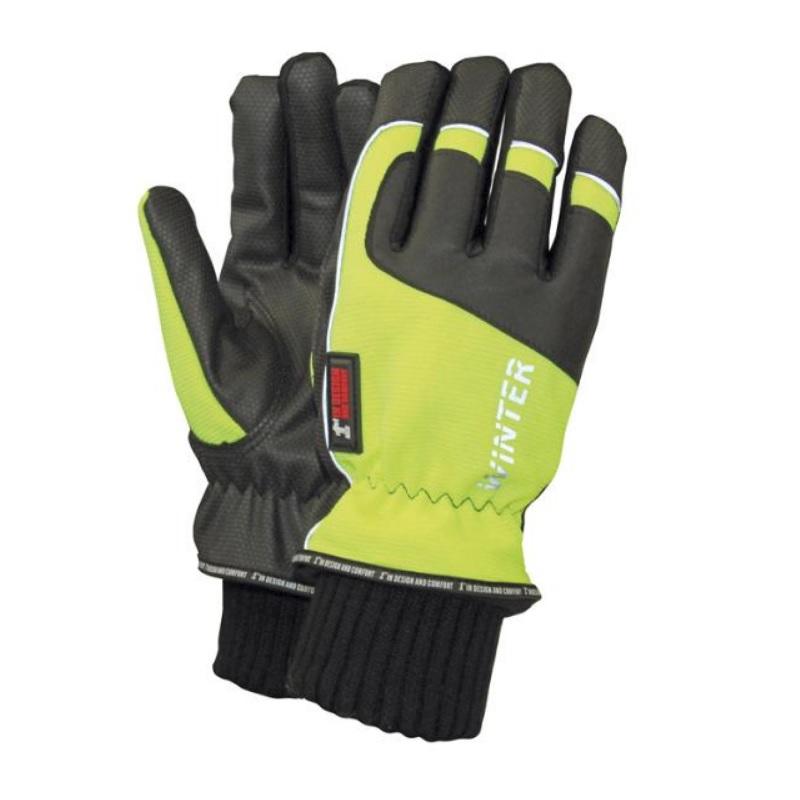 37e2ad950 Zimné pracovné rukavice 1st Winter - Detail