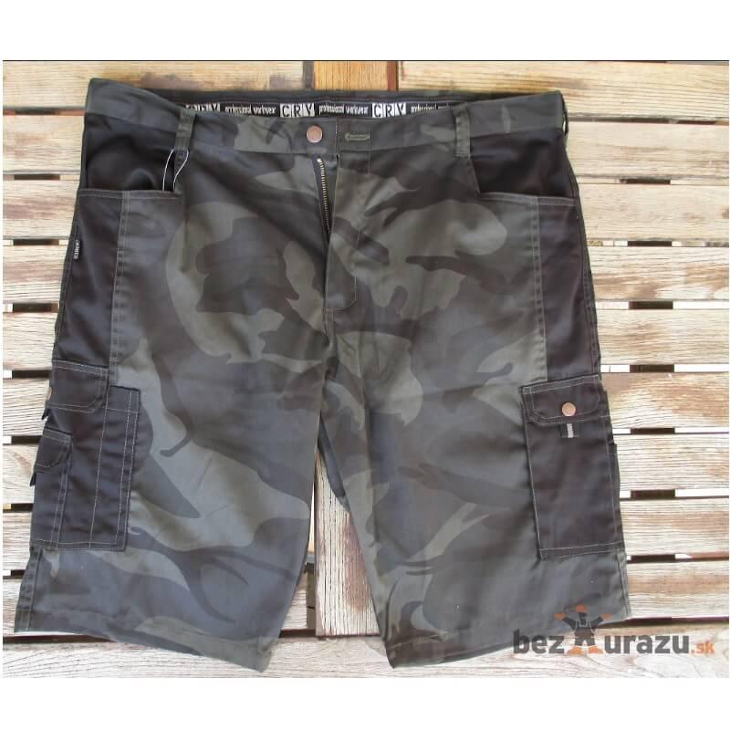 Pánske ľahké krátke nohavice Crambe - Detail cf27da1254