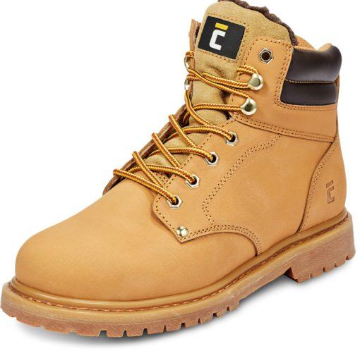 Pracovna obuv Farmer bezova