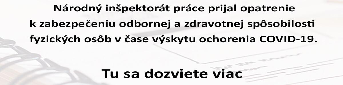 Opatrenia COVID-19